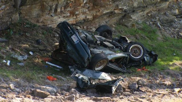 Collinsville Man Arrested After Fatal Oologah Dam Crash