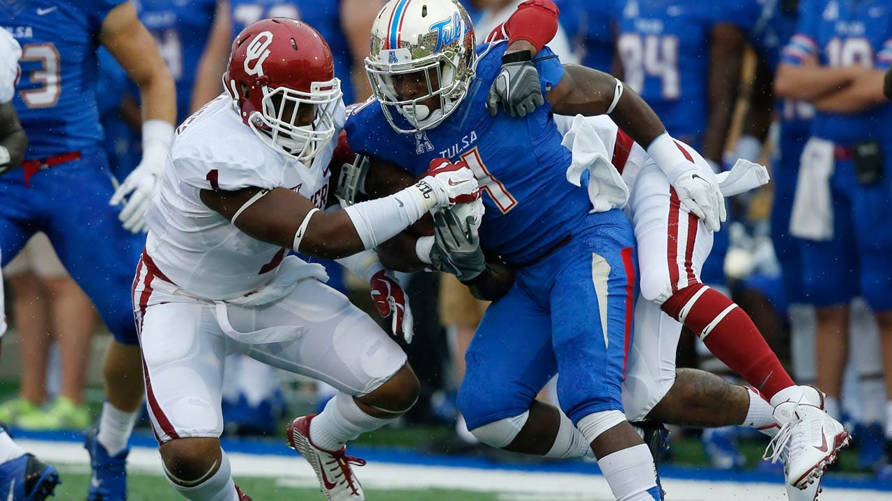 Golden Hurricane Prepares For Sooners