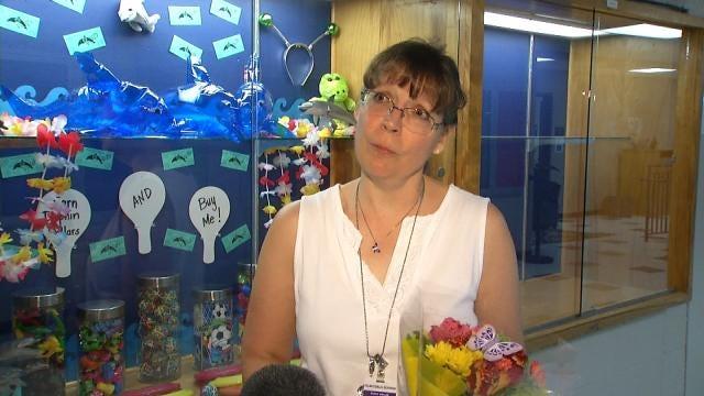 Tulsa Teacher's Dream Could Lead To Grant