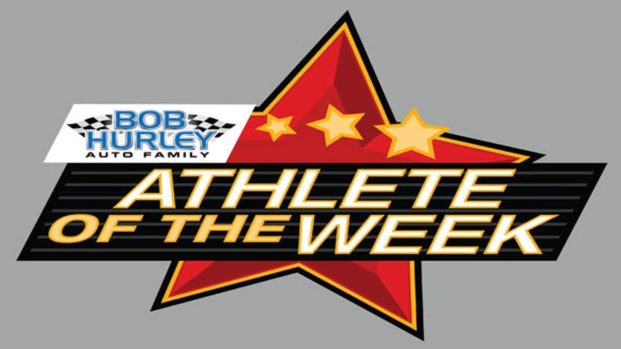 Week 2 Athlete Of The Week
