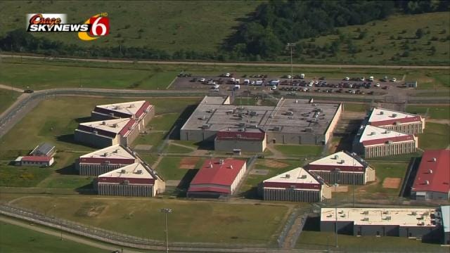 Wife Of Cimarron Correctional Prisoner Saw Deadly Fight Coming