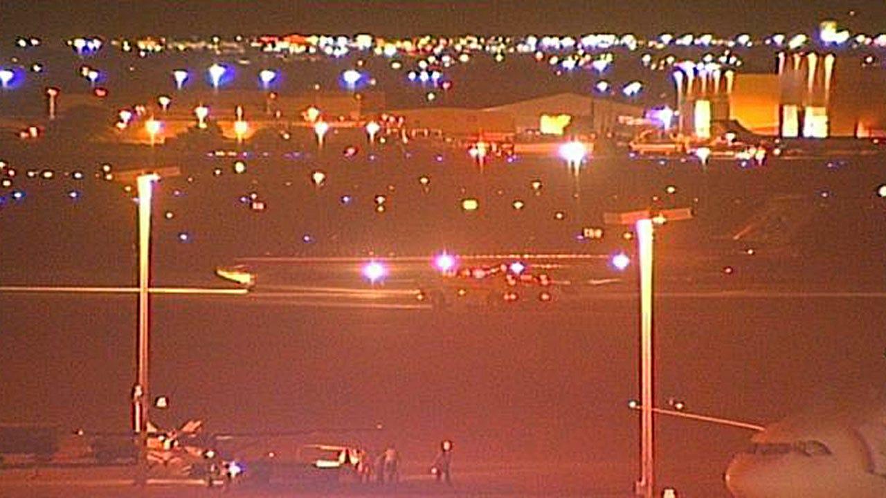 American Airlines Jet Makes Emergency Landing In Tulsa