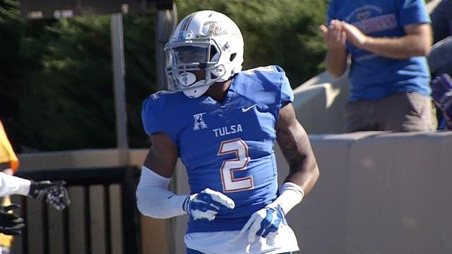 TU's Keevan Lucas Finds Triumph After Tragedy