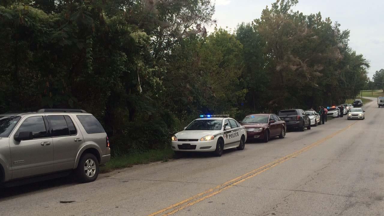 Man's Body Found Along Road In North Tulsa