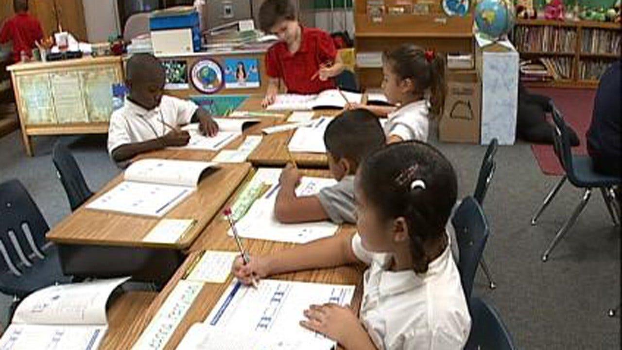 State Writing Exam Won't Be Scored for Three Straight Years