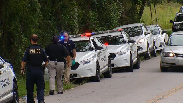 Police Identify Man Found Dead Along Tulsa Road