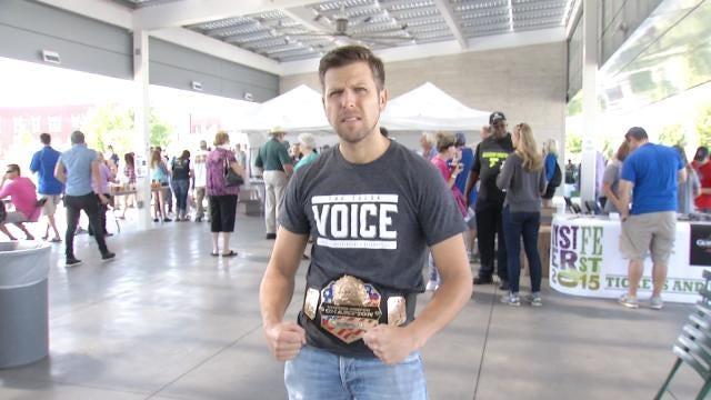 Tulsa Oysterfest Raises Money For Food Bank