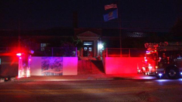Malfunctioning Fire Sprinkler Damages Tulsa School