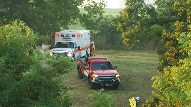 OnStar Helps Locate Woman After Rogers County Crash