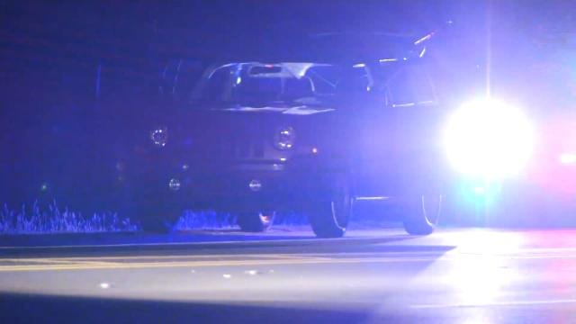 Handcuffed Woman Who Stole Osage County Squad Car In Custody
