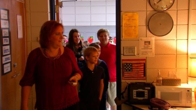 Tulsa Teacher Gets Classroom 'Extreme Makeover'