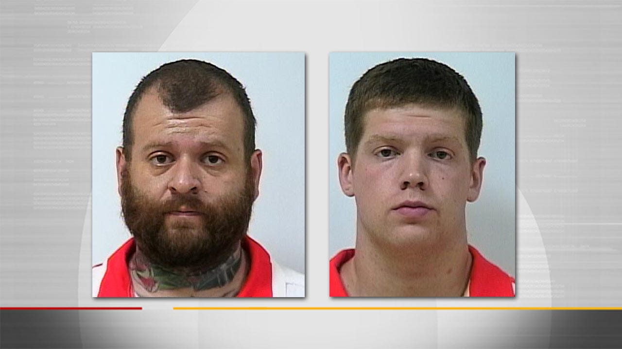 Brothers Charged With First-Degree Murder Of Pawhuska Oilman