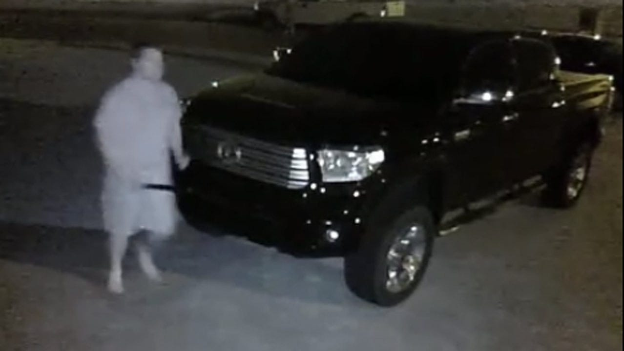 Jenks Police Arrest Man For Vandalism Charges