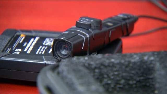 Tulsa Police Get Grant For Body-Worn Cameras