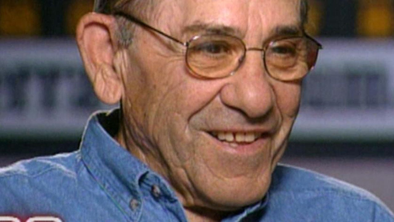 Baseball Legend Yogi Berra Dies