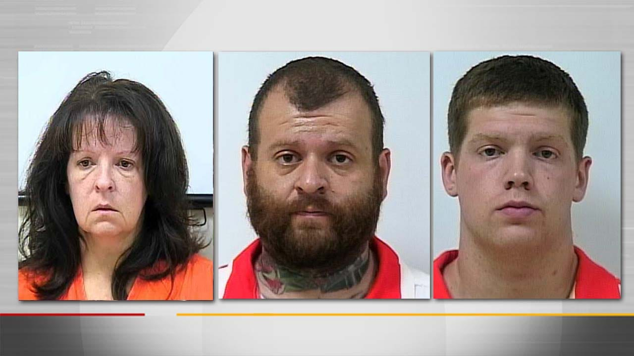 Mother Of 2 Men Accused In Pawhuska Oilman's Murder Also Charged