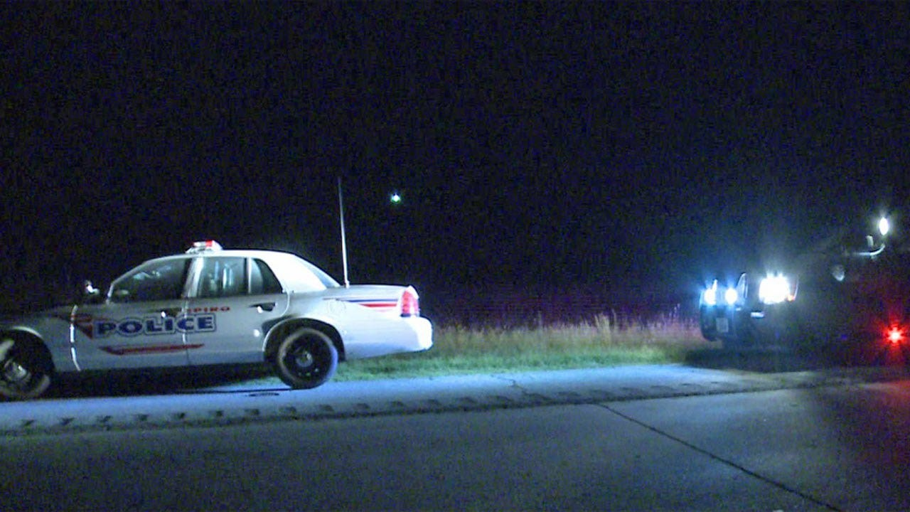 Man Arrested For Stealing Spiro Police Car, Driving Wrong Way On I-40