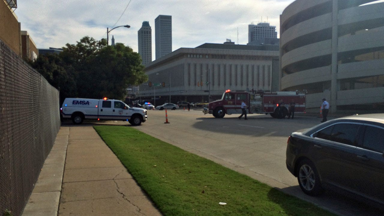 Streets Around Tulsa's Federal Courthouse Closed For Suspicious Backpack