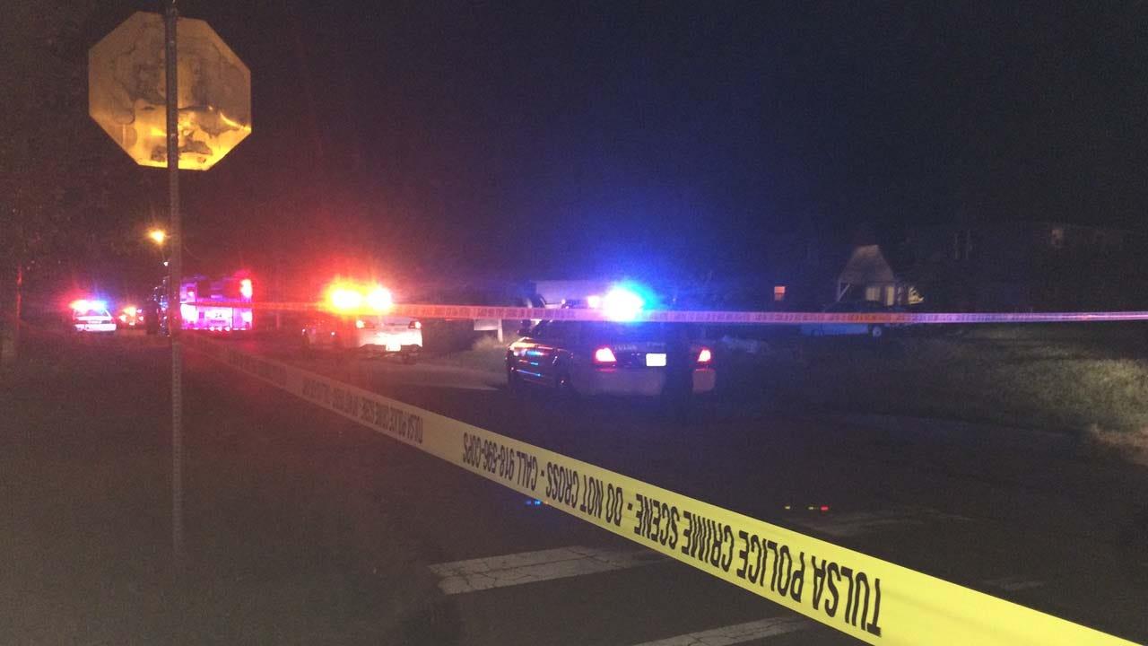 Tulsa Police Identify Victim In City's 43rd Homicide