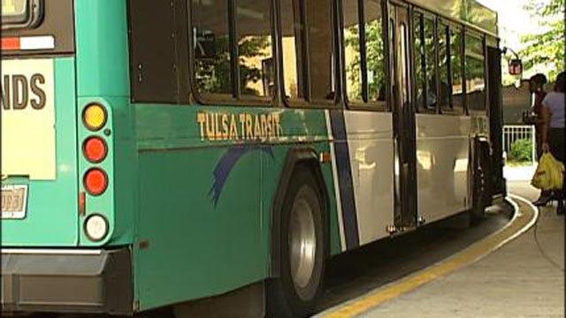 Tulsa Transit Looks At Expansion Proposal