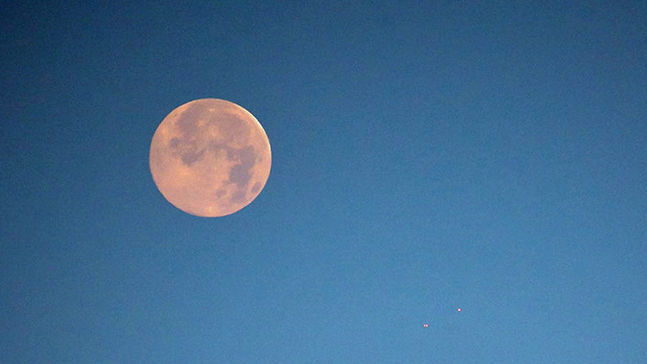 How To See This Weekend's Supermoon Eclipse