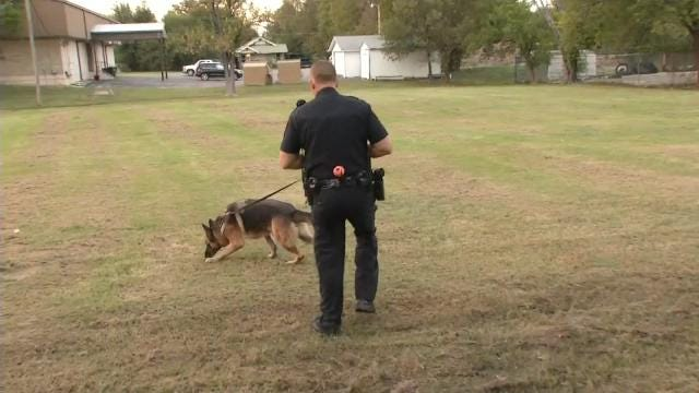 Owasso Store Raising Funds To Protect K9 Officers