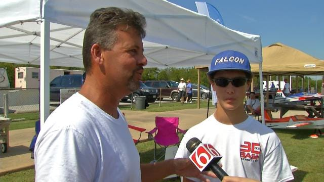RC Flying Brings Oklahoma Family Together