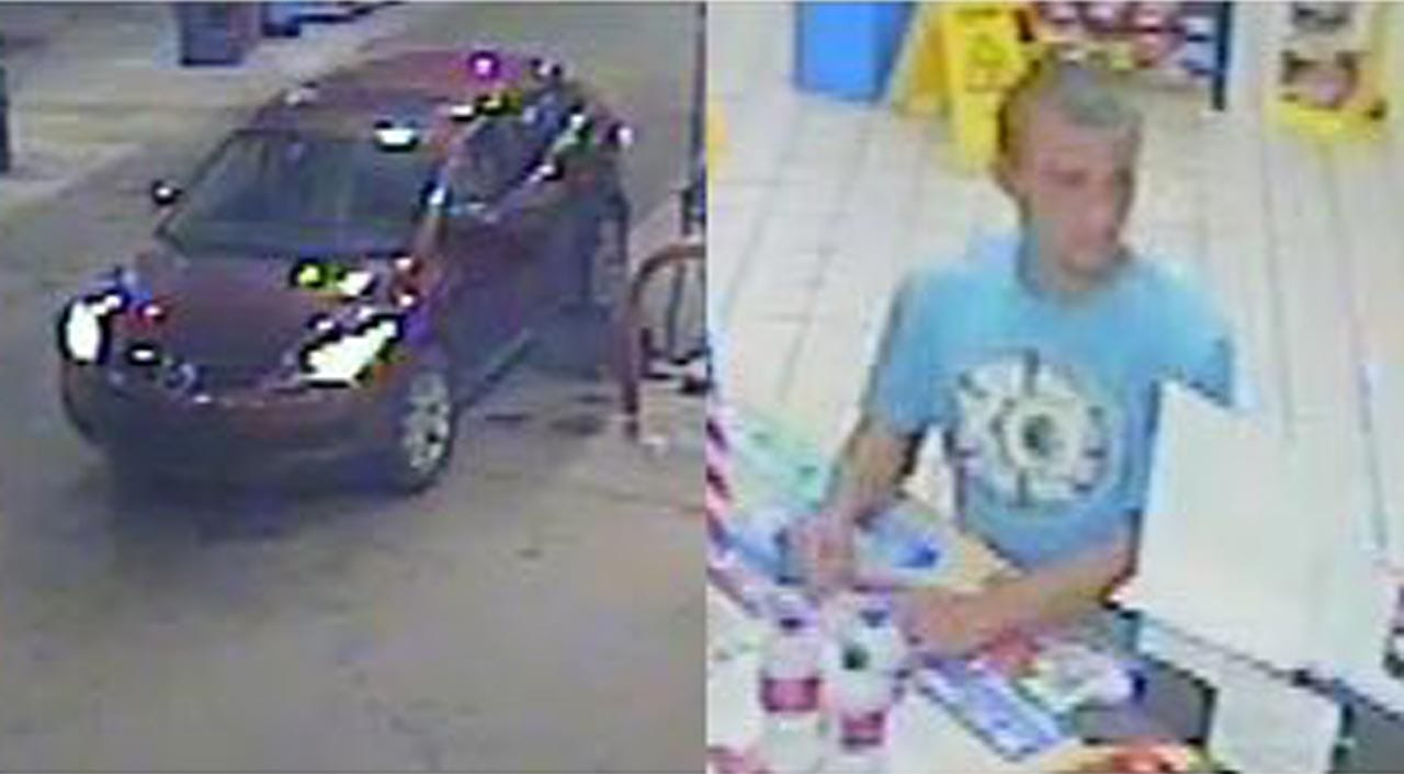 Tulsa Police Ask For Help Identifying Vandalism Person Of Interest