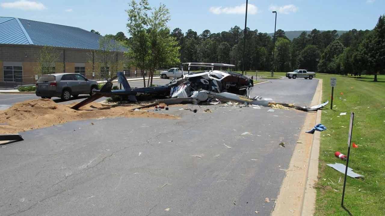 Pilot Blamed For Fatal Talihina Helicopter Crash