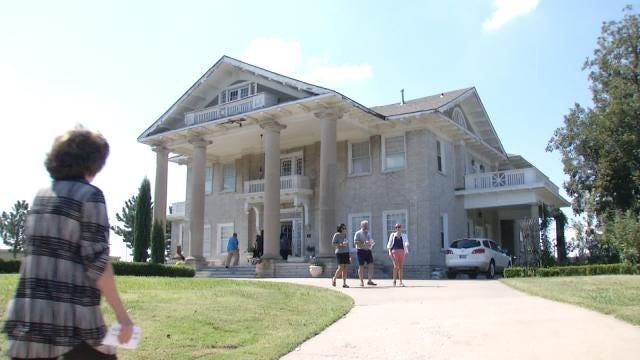 Brady Heights Home Tour Puts Spotlight On Tulsa's Historical Treasures