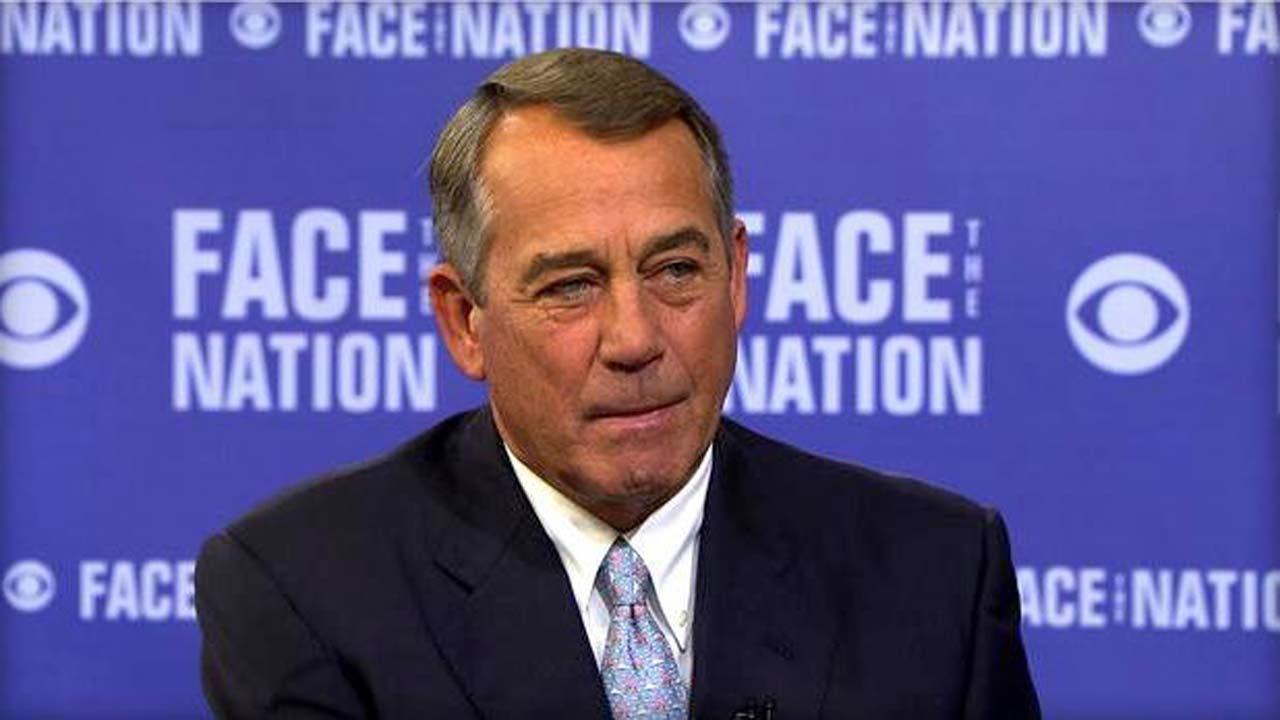 John Boehner Warns Of GOP's 'False Prophets' In D.C.