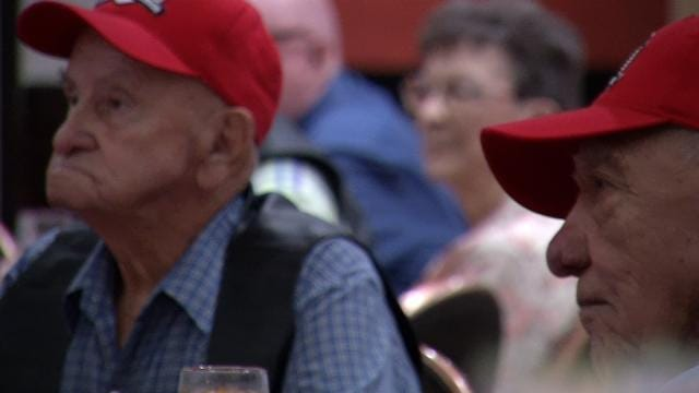 Oklahoma Veterans Get Chance Of Lifetime With Cherokee Warrior Flight