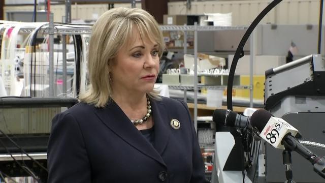 Governor Praises Broken Arrow Firm's New New High Tech Jobs