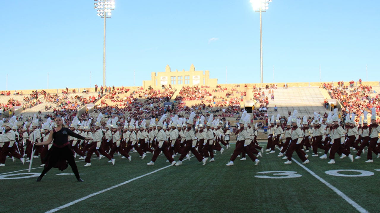 Jenks Pride Marching Band Headed To Rose Bowl Parade