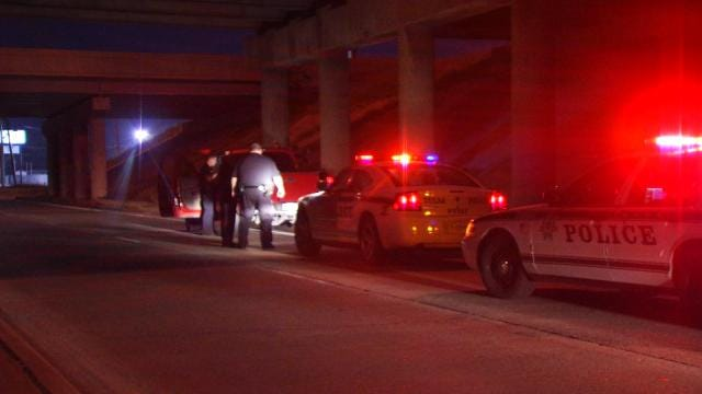 Man Arrested For DUI, Driving Wrong Way On Tulsa Highway