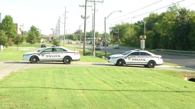 Child Hit By Car While Walking To Tulsa School