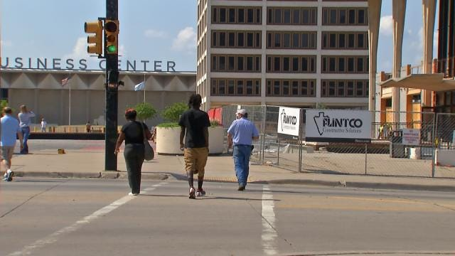 Downtown Road Project To Create Easier Access To Tulsa Courthouse Plaza