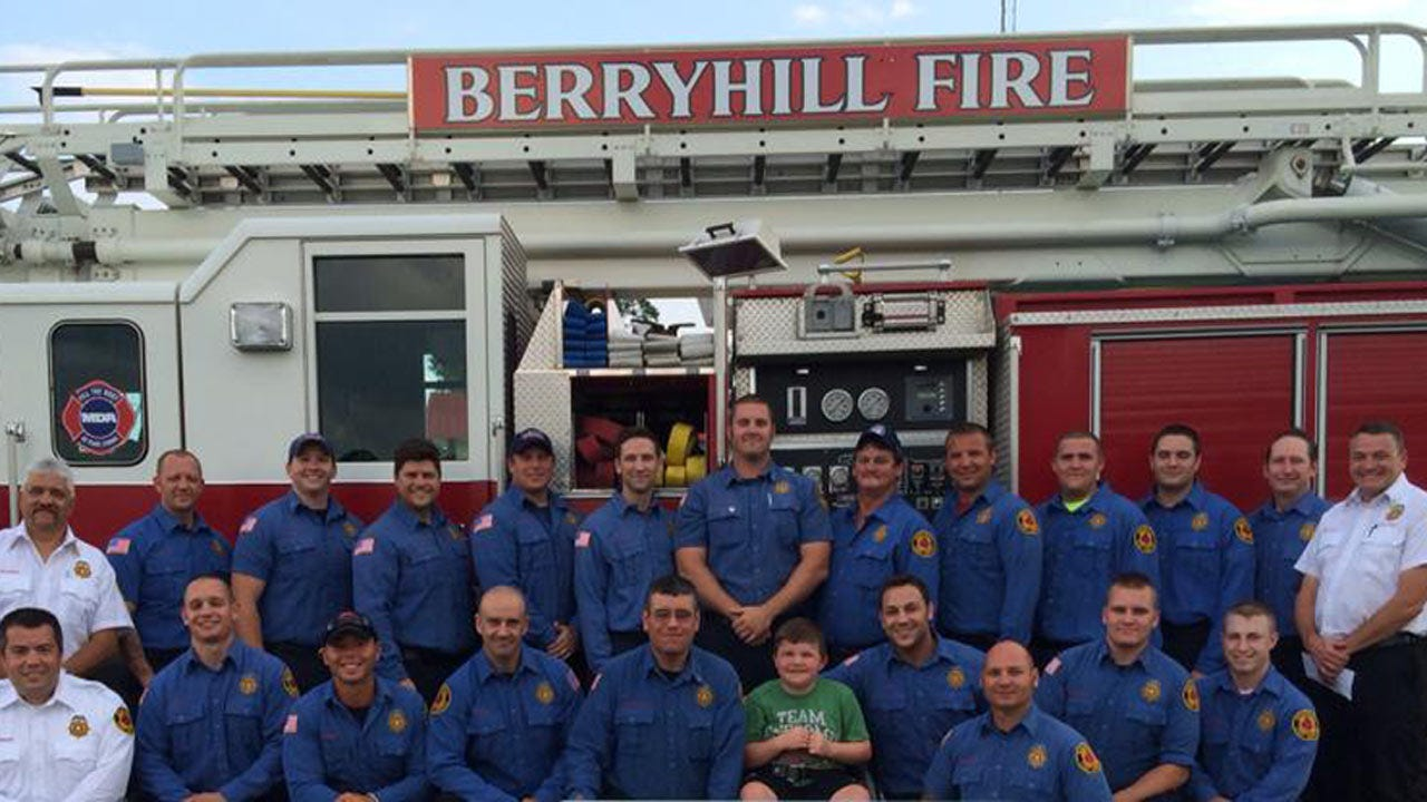 Berryhill Fire To Build New Station