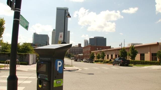 Drivers Confused With New Brady District Parking Meters