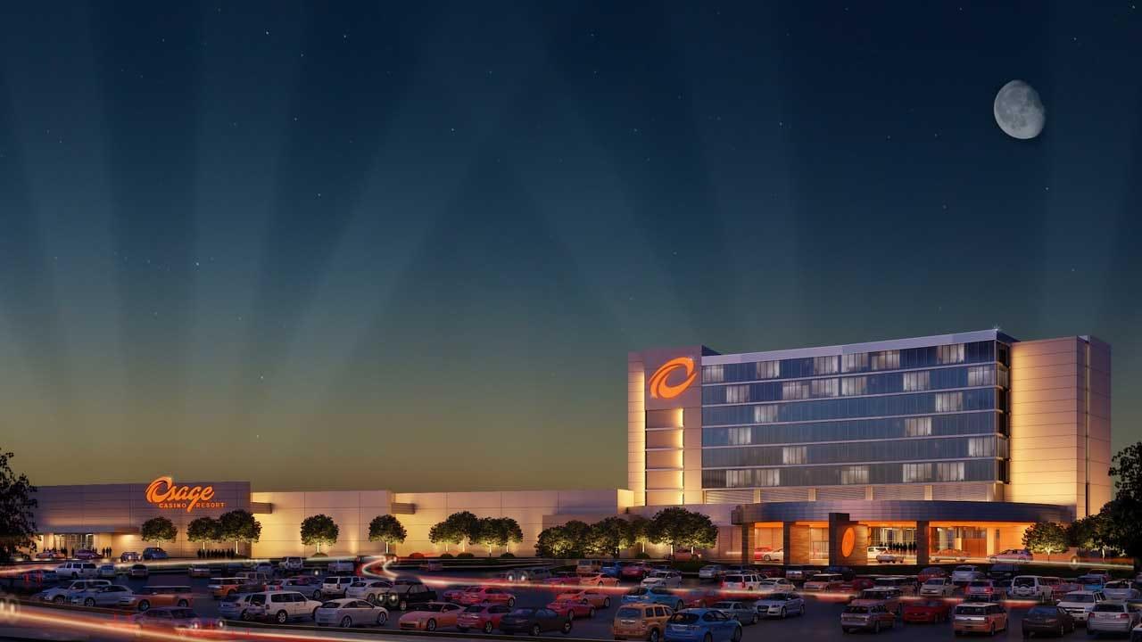 Osage Nation Plans Expansion For Tulsa Casino