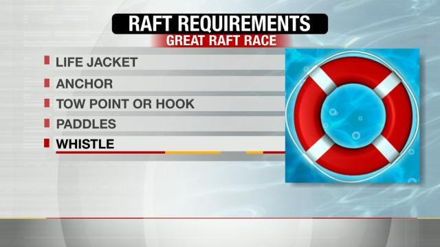 Rules In Place To Keep Great Raft Racers Safe
