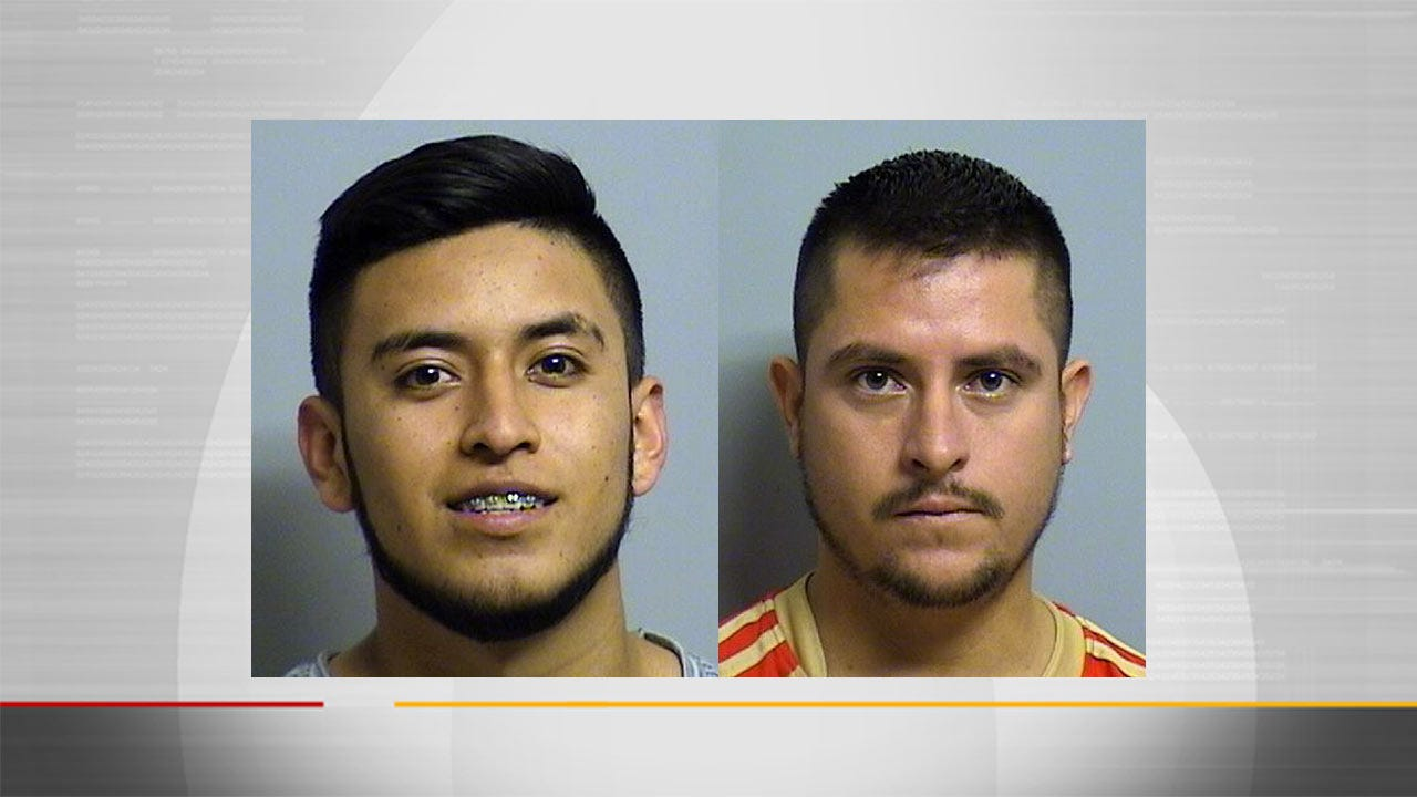 Two Tulsa Men Charged With First-Degree Murder