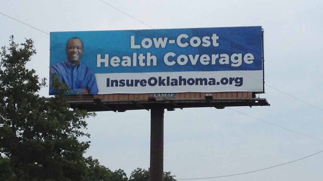 With Many Uninsured, State Pushes Insure Oklahoma Plan