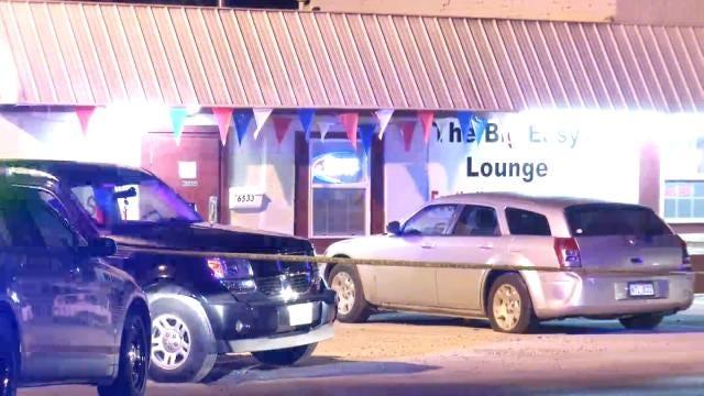 Woman Shot At Tulsa Bar