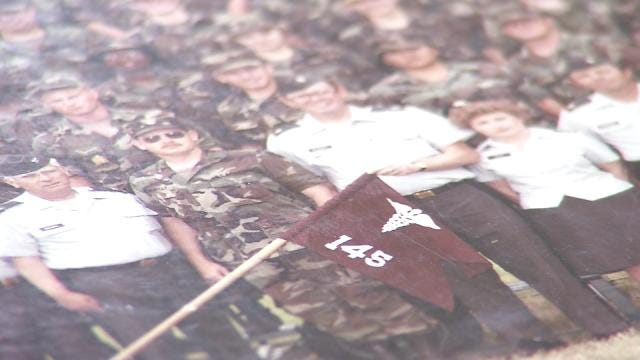 Oklahoma Gulf War Veterans Come Together For Special Reunion