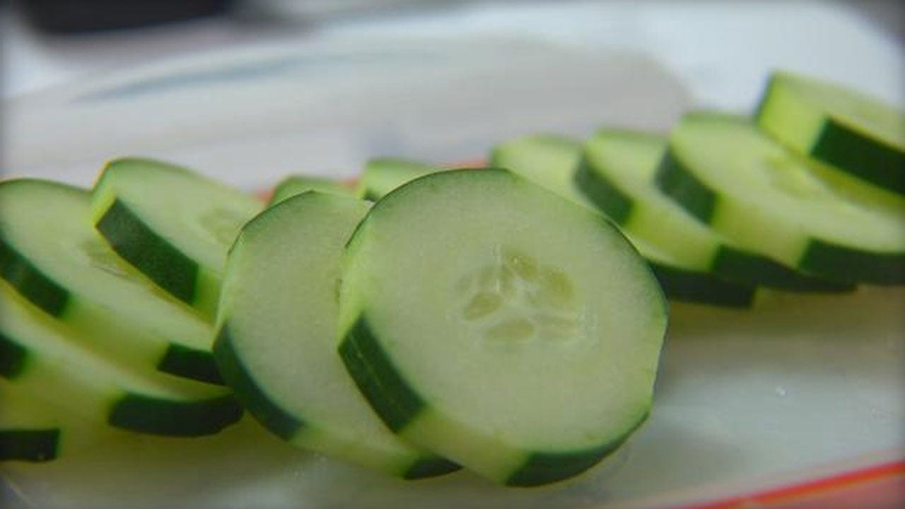 Oklahoma Stores May Have Salmonella-Contaminated Cucumbers