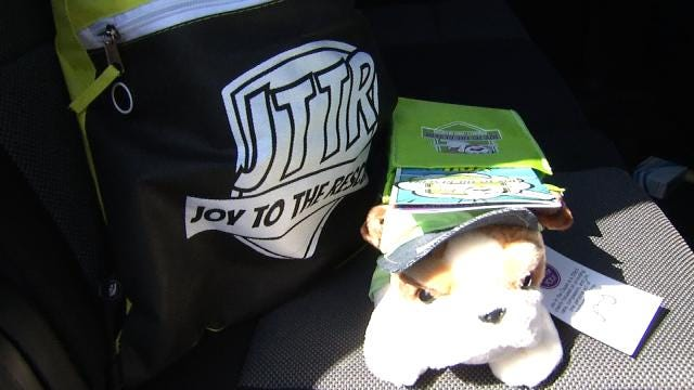 Plan To Equip TPD Officers With Stuffed Animals Moving Forward