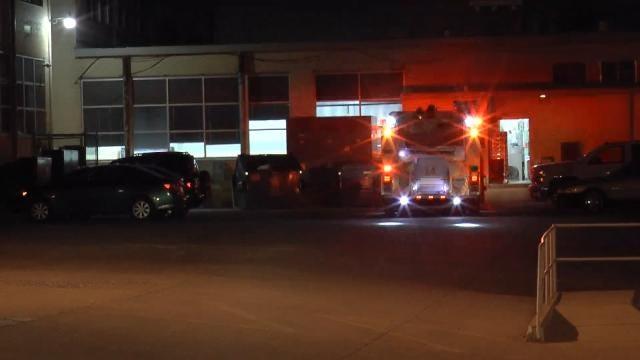 Fire At Tulsa School Won't Affect Classes