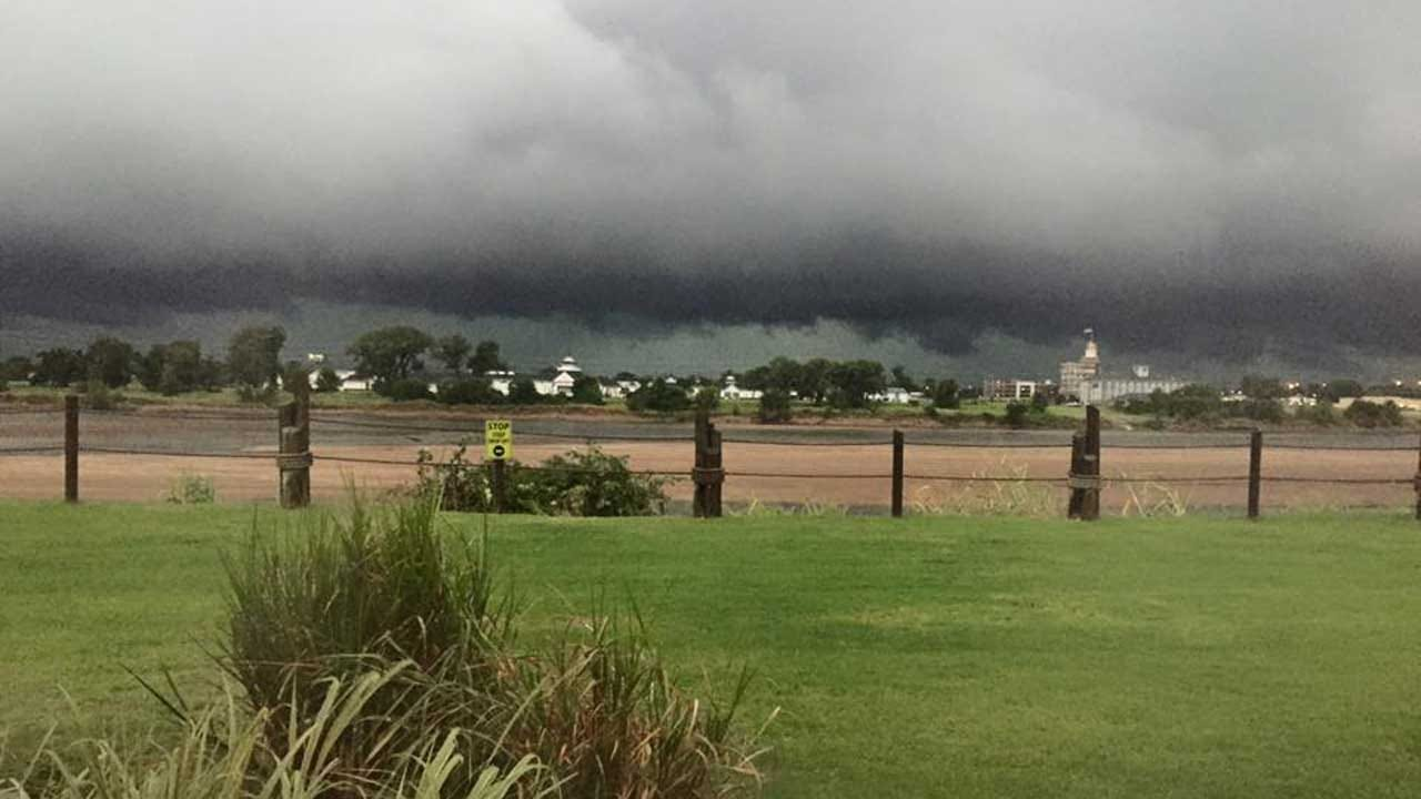 Heavy Storms Roll Across Northeast Oklahoma