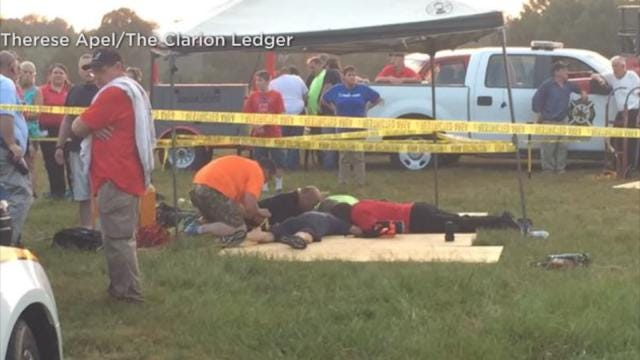 Mississippi Boy And Dog Rescued After Falling Into Well
